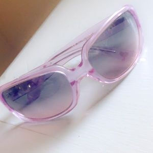 Juicy Couture Women's Purple sunglasses